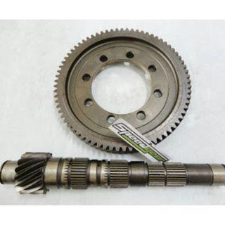 Mitsubishi Final Drive 4.866 for manual transmission F5M41  F5M42 Lancer CS3 4G18 ,4G92 Mivec CK4A CJ4A, 4G92,4G93 & Proton Waja 4G18