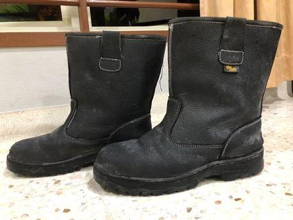 [INC POS] ON SAFE SAFETY BOOTS