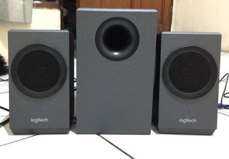 Speaker Logitech z337