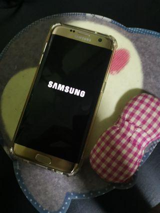 🚚 Samsung galaxy s7 edge 32gb gold
