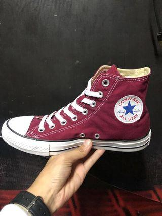 Converse High Red ORIGINAL