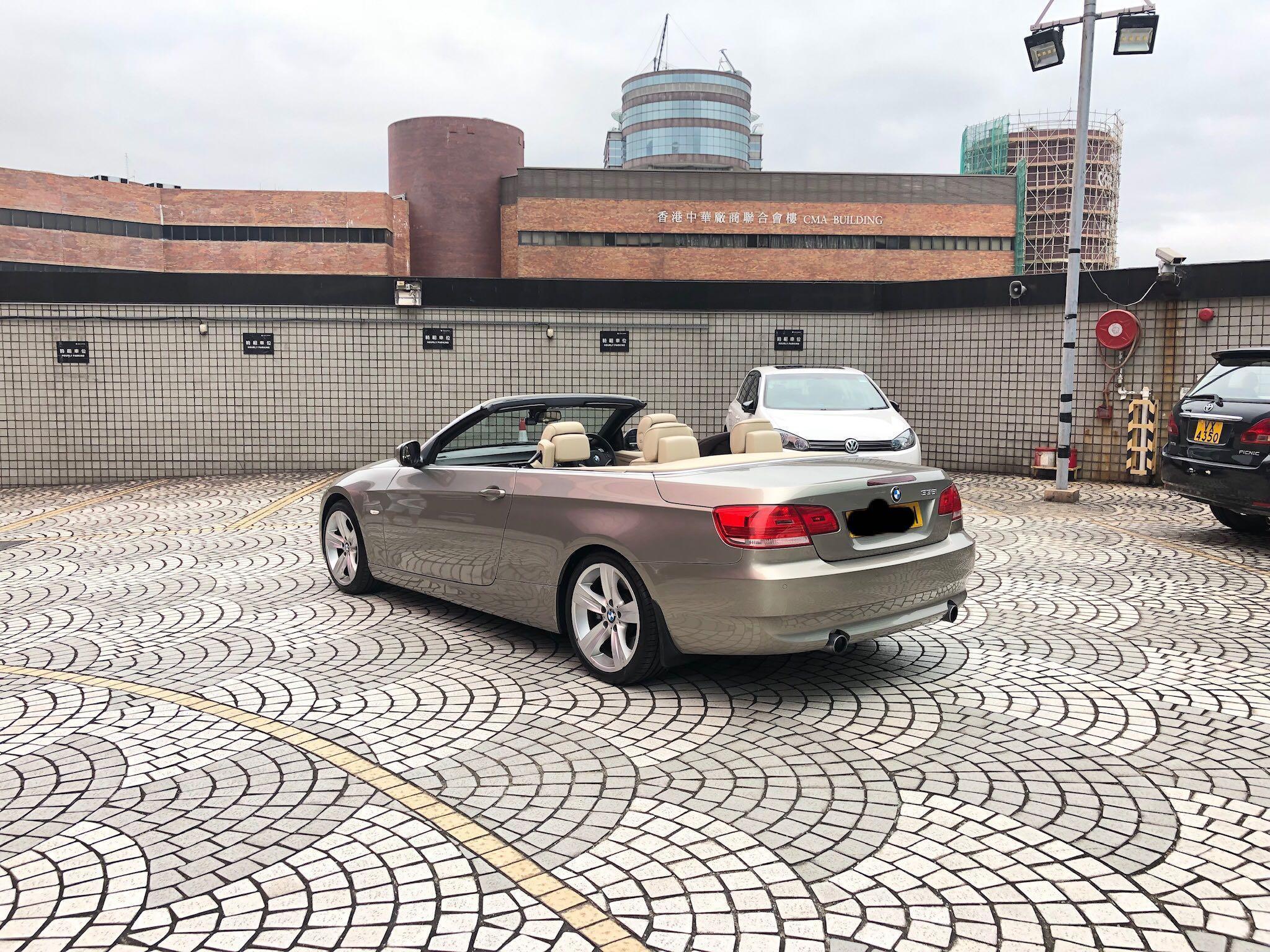 2009 BMW 335I CONV