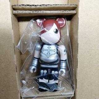 Bearbrick (Erza Scarlet) with Comic manga book FairyTail  (genuine)