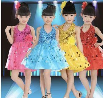 Dancing Dress Concert Costume