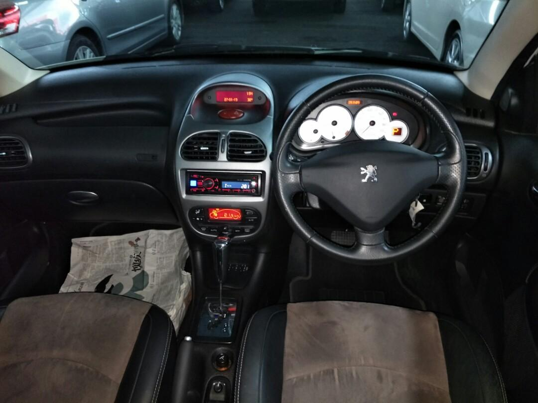 2011 PEUGEOT 207 SEDAN 1.6 (A) PERFECT CONDITION WELL MAINTAIN