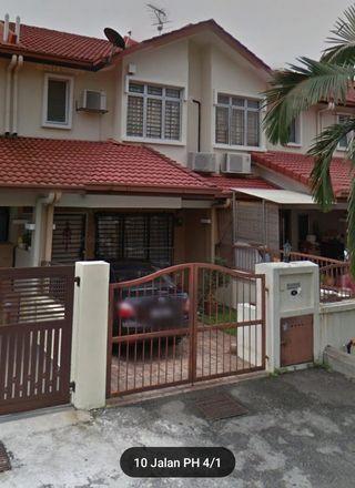 DOUBLE STOREY TERRACE HOUSE FOR RENT @ PUCHONG HARTAMAS