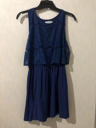 Gaudi Navy dress