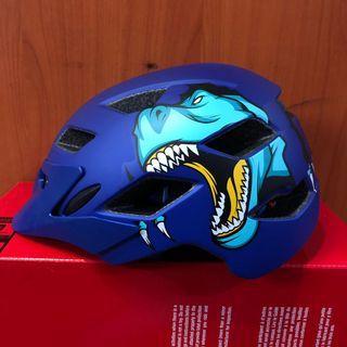 New: Bell Sidetrack kids helmet 47-54cm 🦖