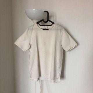 COS white t-shirt