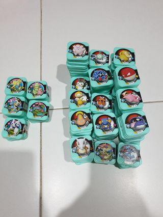 Pokemon Tretta U4 1&2 star