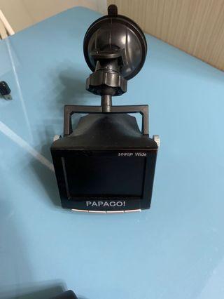 PAPAGO P1X 夜視加強1080P行車記錄器