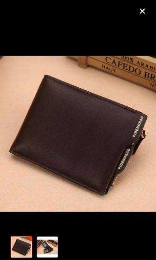 🚚 Wallet with coin compartment
