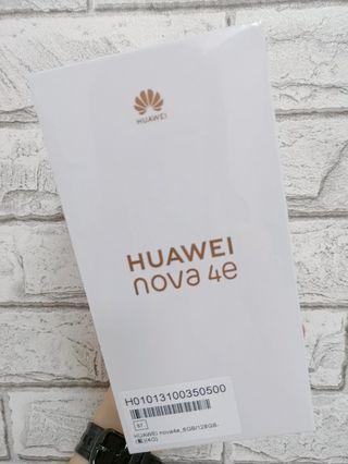 🚚 HUAWEI nova 4e
