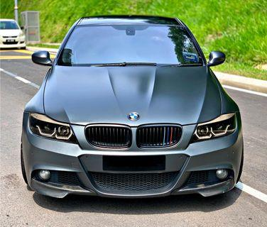SEWA BELI>>BMW E90 323i 2.5 LCI LCI MODEL 2009