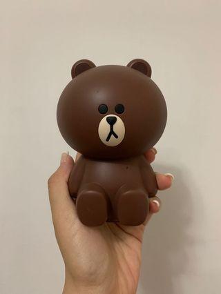Line 熊大藍芽喇叭