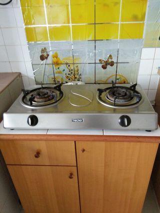 Tecno gas cooker