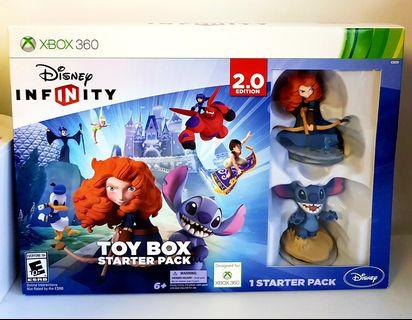 [MISB] Disney Infinity Starter Set for Xbox360