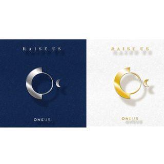 ONEUS - Mini Album Vol.2 [RAISE US]
