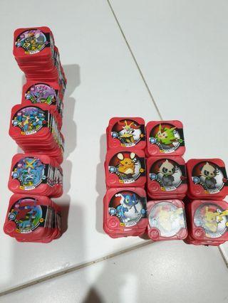 Pokemon Tretta U3 2star
