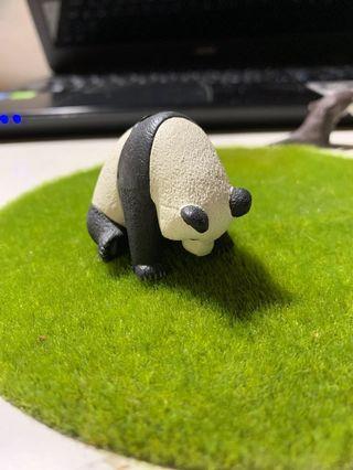 扭蛋-休眠系列 熊貓