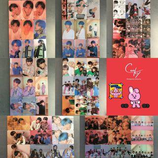 🚚 [INSTOCK] BTS UNOFFICIAL MAP OF THE SOUL PERSONA MOTS CLEAR CARDS