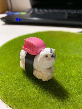 扭蛋-壽司貓