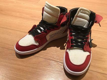 Nike Off White Air Jordan 1 Chicago
