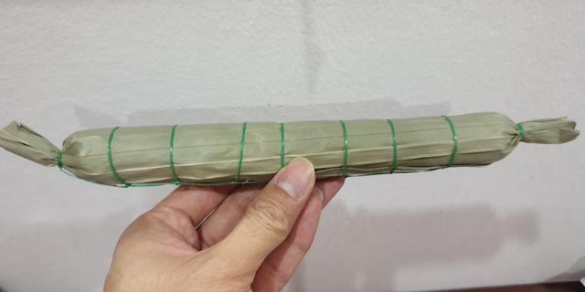 Original Bario salt in stick form.