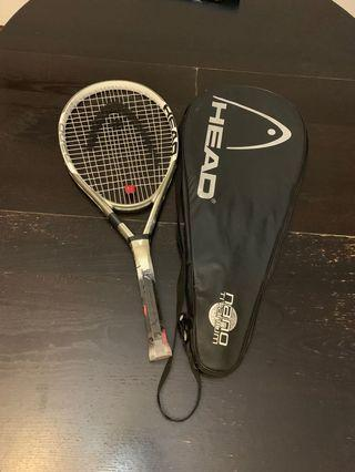 Head tennis racket, head nano Ti S6