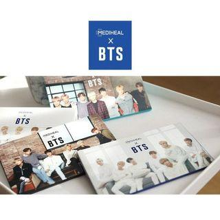 [MY GO] MEDIHEAL X BTS MASK PACK