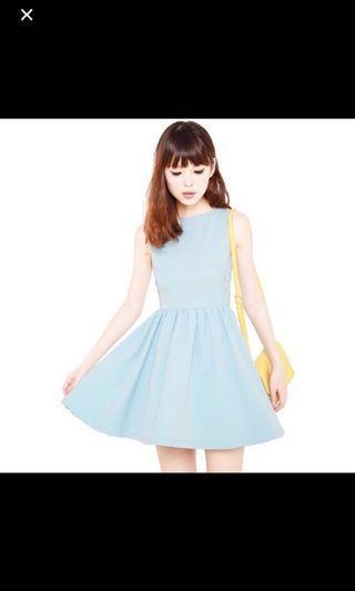 AWE Jenna White Crotchet Dress