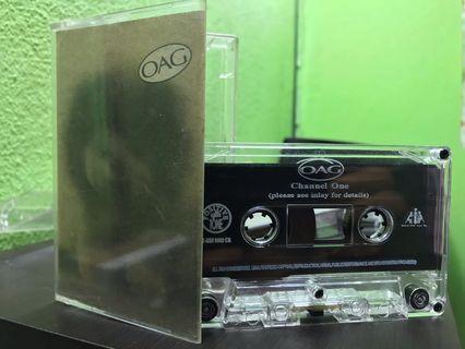OAG Self Titled Cassette (First Album)
