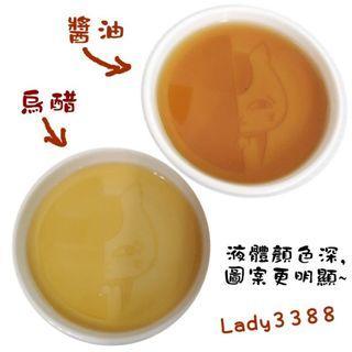 🚚 貓老師夏目友人帳醬油碟子醬油皿陶瓷盤 兩款 W158