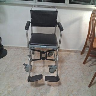 Wheelchair 2 in 1