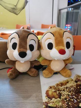 Chip & Dale Stuff Toys