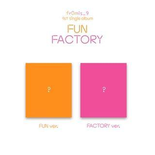 fromis_9 - [FUN FACTORY]