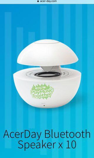 Acer Bluetooth Speaker