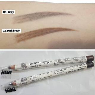 SilkyGirl Brow Sharper Pencil ( GREY )