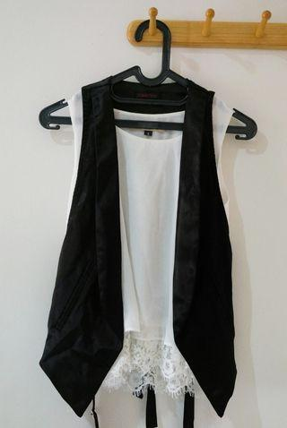 #ramadansale Black Vest cavalier