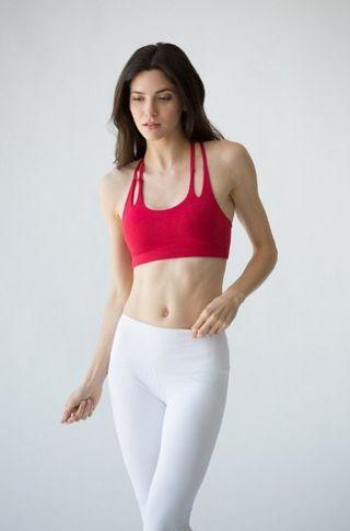 🚚 Montiel - Teardrop Bra yoga and pilates
