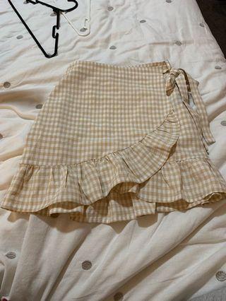 Sportsgirl wrap skirt BNWOT