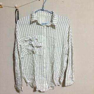 🚚 條紋襯衫
