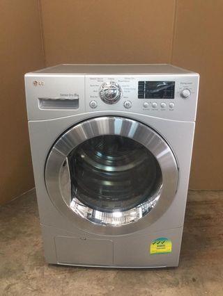 LG Dryer 8kg $250 ! Good buy