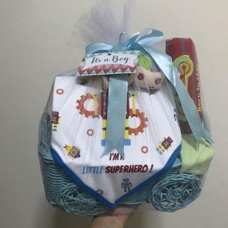 Baby Hampers (gift set) for newborn (boy)