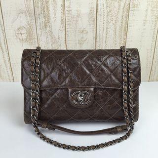 🌈⛄️Most Classic Chanel Caviar Flap Bag