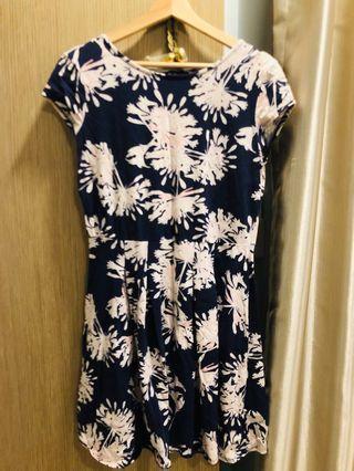 🚚 UK 16 - Dorothy Perkins floral dress (PLUS SIZE)
