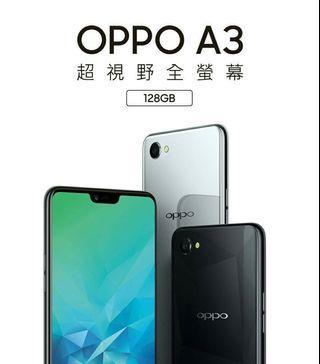 OPPO A3 2018