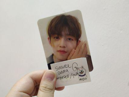 S.coups lenticular card