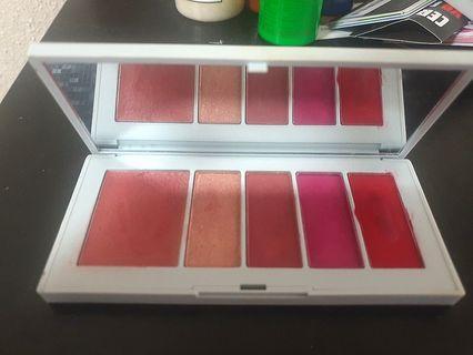 Nars Poison Rose Lipstick Palette