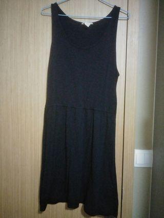 Little black dress cotton